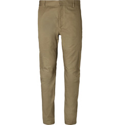 Lanvin Cotton-Twill Trousers