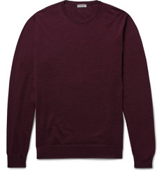 Lanvin Mélange Wool Sweater