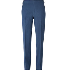 TOM FORD Blue O'Connor Wool Suit Trousers