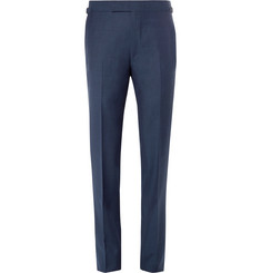 TOM FORD - Navy O'Connor Wool Suit Trousers