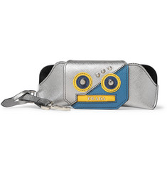 Prada - Robot Saffiano Leather Glasses Case
