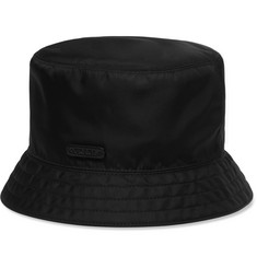 Prada Twill Bucket Hat