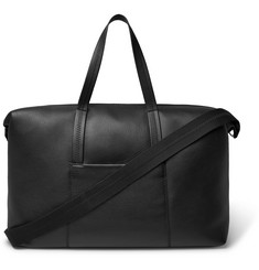 Maison Margiela - Full-Grain Leather Holdall