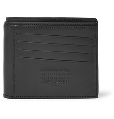 Maison Margiela Embossed Leather Billfold Wallet