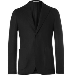 Bottega Veneta Black Double-Faced Cashmere Blazer