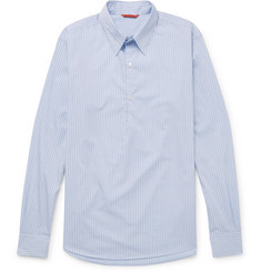 Barena - Striped Cotton-Poplin Shirt