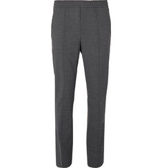 Neil Barrett - Slim-Fit Stretch-Woven Drawstring Trousers