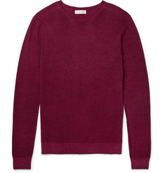 Etro Wool-Piqué Sweater
