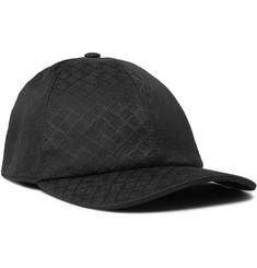 Bottega Veneta - Printed Cotton-Blend Basecall Cap