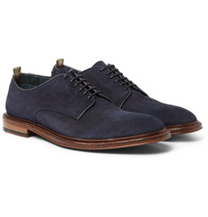 Officine Creative - Cornell Suede Derby Shoes