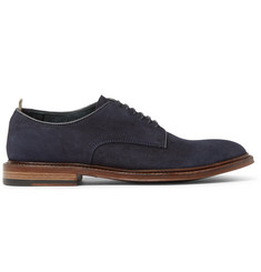 Officine Creative Cornell Suede Derby Shoes