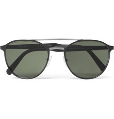 Prada - Aviator-Style Metal Sunglasses