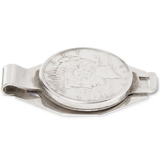 Foundwell - 1922 Bell Sterling Silver Money Clip