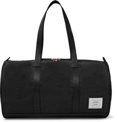 Thom Browne Leather-Trimmed Nylon Holdall