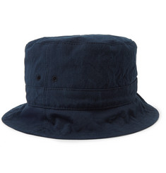 Thom Browne Cotton-Canvas Bucket Hat