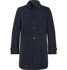 Aspesi Slim-Fit Garment-Dyed Shell Trench Coat