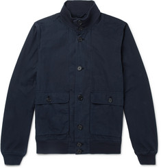 Aspesi Washed-Cotton Jacket