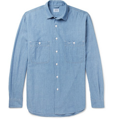Aspesi Cotton-Chambray Shirt
