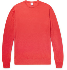 Aspesi Slim-Fit Cashmere Sweater