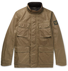 Belstaff Explorer Waxed-Cotton Field Jacket