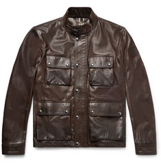 Belstaff Brad 2.0 Waxed-Leather Jacket