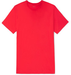 Albam Classic Mercerised Cotton-Jersey T-Shirt