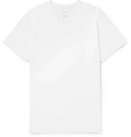 Classic Cotton Jersey T Shirt by Albam