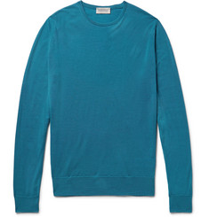 John Smedley Lundy Virgin Wool Sweater