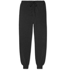 John Smedley - Lock Slim-Fit Tapered Merino Wool Sweatpants