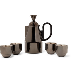 Tom Dixon - Brew Coated Stainless Steel Stovetop Set