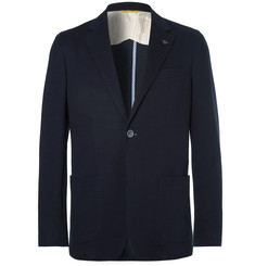Canali Stretch-Cotton Blazer