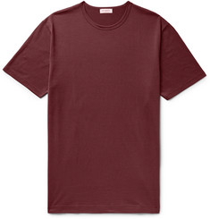 Sunspel Slim-Fit Cotton-Jersey T-Shirt
