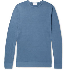 Sunspel Merino Wool Sweater