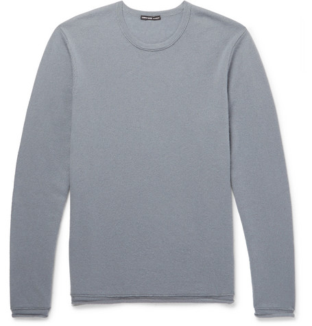 Cashmere Sweater - Gray