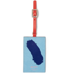 Globe-Trotter - + John Booth Leather Luggage Tag