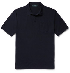 Incotex Slim-Fit Cotton Polo Shirt