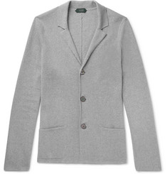 Incotex Slim-Fit Knitted Cotton Cardigan
