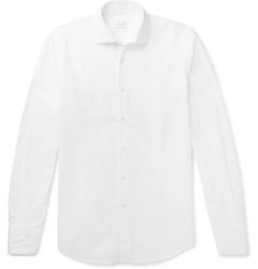 Incotex Slub Cotton Shirt