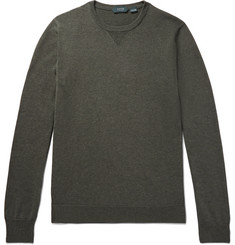 Incotex Slim-Fit Cotton Sweater