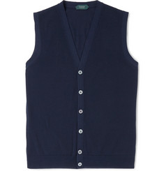 Incotex Cotton Vest