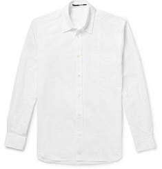 McQ Alexander McQueen Slim-Fit Cotton-Twill Shirt