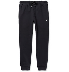 McQ Alexander McQueen Slim-Fit Tapered Loopback Cotton-Jersey Sweatpants