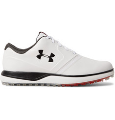 Under Armour Tempo Hybrid Leather Golf Shoes