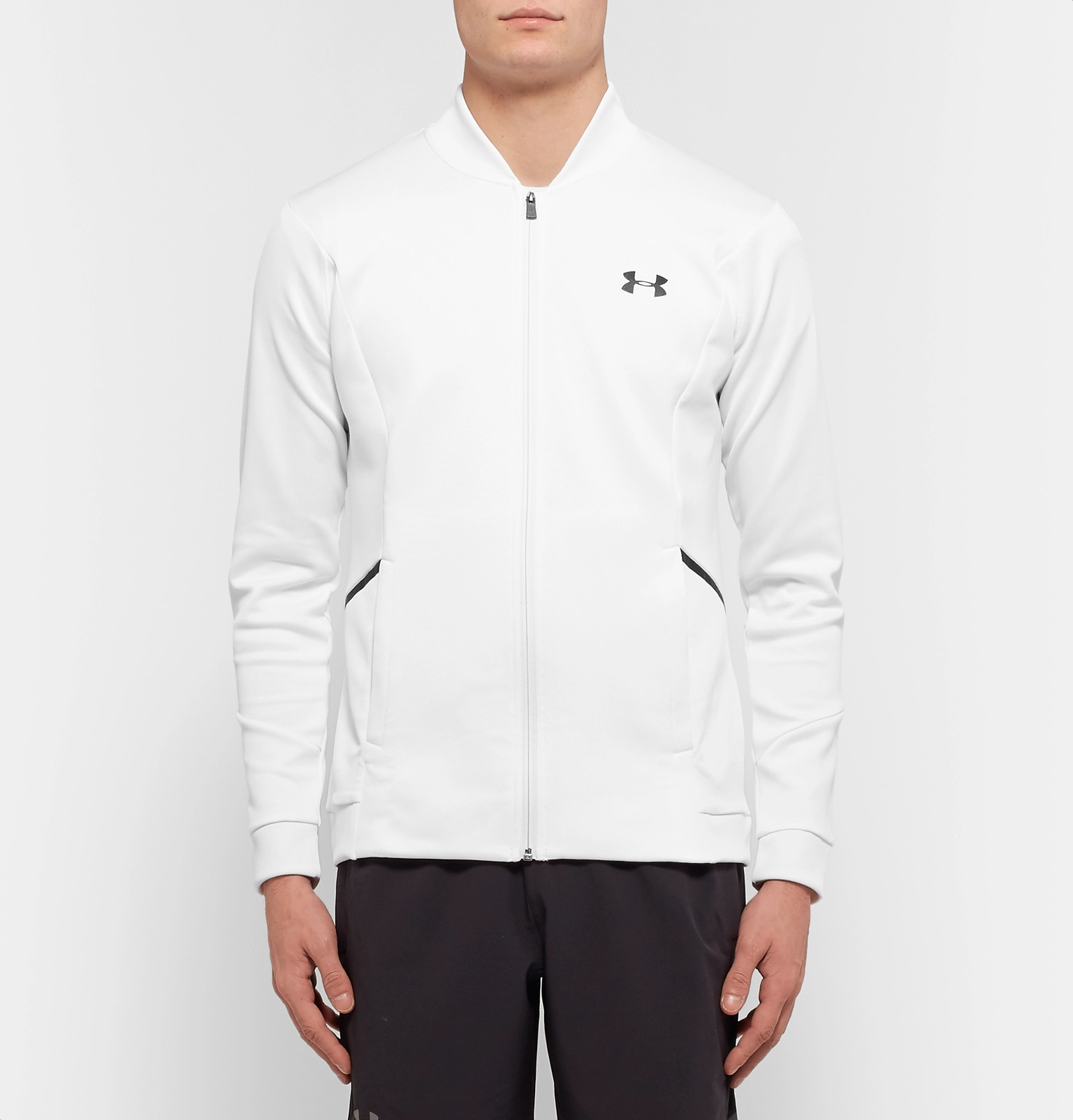 Panelled Jacket Tennis Piqué Jersey Under Armourforge Ef8pqPwSW