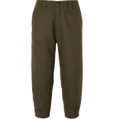 Musto Shooting Checked GORE-TEX Wool-Blend Tweed Breeks Trousers