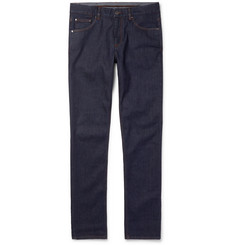 Ermenegildo Zegna - Slim-Fit Stretch-Denim Jeans