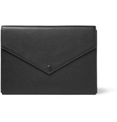 Dolce & Gabbana Pebble-Grain Leather Travel Organiser and iPad Case