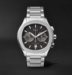 Piaget - Polo S Chronograph 42mm Stainless Steel Watch