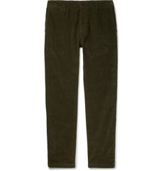 Mr P. Stretch-Cotton Corduroy Chinos