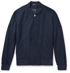 Richard James Wool Bomber Jacket